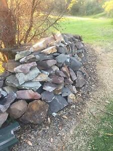 Large quantity of Quarry rocks for landscaping Lambton Newcastle Area Preview