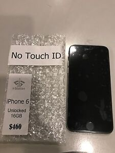 Seller refurbished iPhone 6 /6 plus / 6s no touch id Morley Bayswater Area Preview