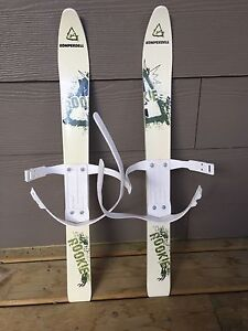 Komperdell Rookie Toddler Skiis