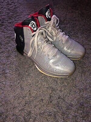 Adidas D Rose 4's Size Uk 10 Basketball Shoes