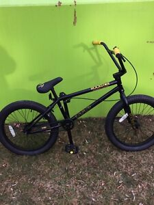 A great Christmas gift ..Rockstar energy freestyle BMX bike