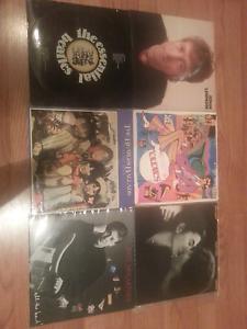Beatles vinyl records Osborne Park Stirling Area Preview