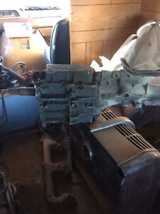 4 speed STD gearbox for 1979 Mustang