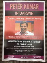 Peter Kumar in Darwin Darwin CBD Darwin City Preview