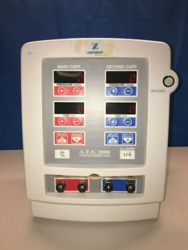 Zimmer Automatic Tourniquet System 2000