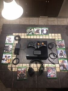 Xbox One 500GB, 13 Games, 2 Controllers, Headset, Elgato HD60