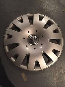 Volkswagen Polo 14 inch Wheel Trims (Pair) Cleveland Redland Area Preview