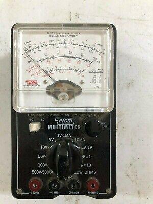 Vintage Eico Multimeter