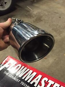 New Flowmaster exhaust for Integra /EF Civic