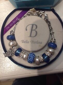 Bella Perlina charm bracelet  Shailer Park Logan Area Preview