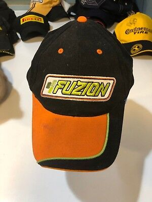 Vintage Bridgestone Firestone Fuzion Tires Light UP Baseball Cap Hat](Light Up Tire Caps)