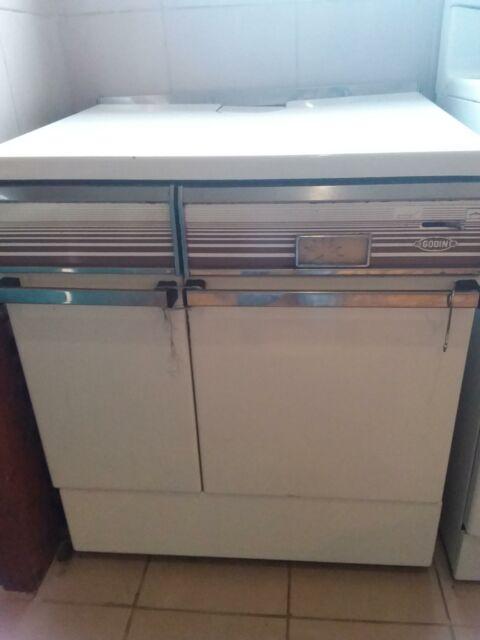 Godin Slow Combustion Kitchen Stove Other Kitchen