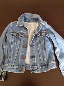 Boys Jean jacket size 7