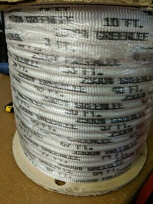 Greenlee 2500 Polyester Measuring Pull Tape Mule Tape