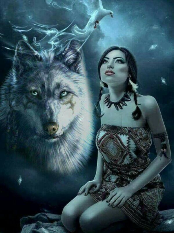 Psychic reading same day. Wolf spirit guide in Utah. Family. Love. Grief. Future