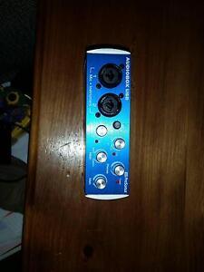 Presonus Audiobox audio interface Sunbury Hume Area Preview