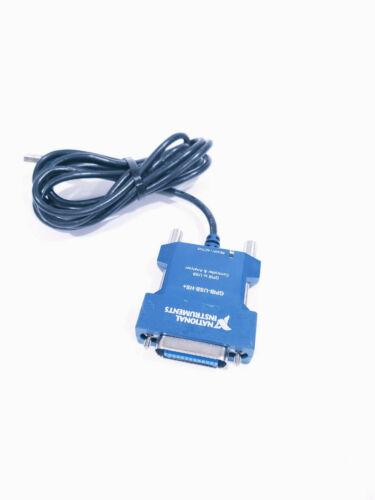 *USA* National Instruments NI GPIB-USB-HS+ Interface Controller / Analyzer