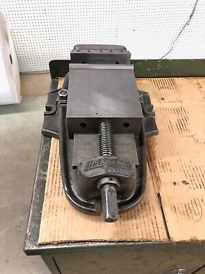 Bridgeport Vise W Swivel Base