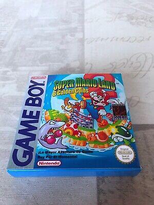 Caja (Repro )Super Mario Land 2 (Game Boy)