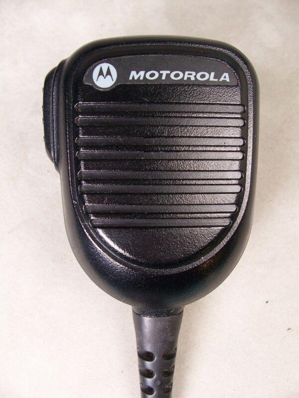 Motorola RMN5052A Microphone MOTOTRBO