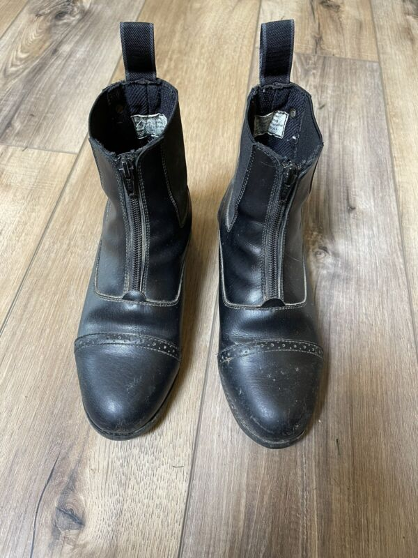 EquiStar Ankle Horseback Riding - Equestrian - Paddock - Boots