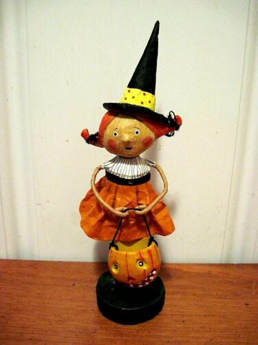 ESC Lori Mitchell NEW Halloween Perfect Pixie Witch Figure