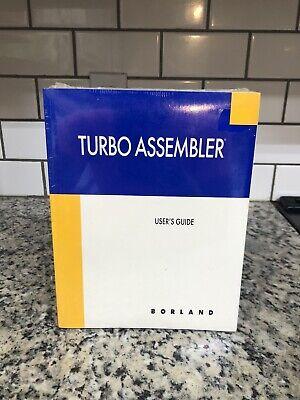 Lot 3x - Borland Turbo Assembler, Turbo Debugger, & Turbo Profiler User's Guide