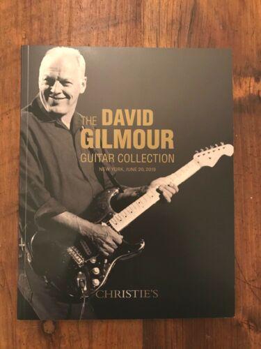 David Gilmour Guitar Collection - 2019 Christie