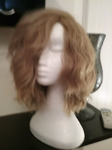 Reversable wig 2 wigs in one synthetic $200 Pennington Charles Sturt Area Preview