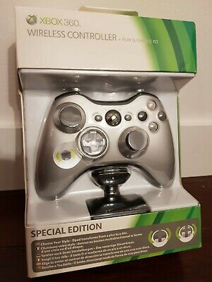Xbox 360 Wireless Controller Manette - Special Edition - NEUF SOUS BLISTER