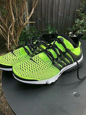 Nike Air Presto Flyknit Ultra Mens Running Trainers 835570 701 uk 9