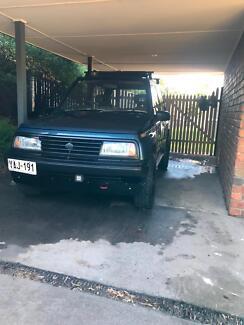 1990 Suzuki vitara hardtop (no swaps)