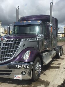2013 International lonestar
