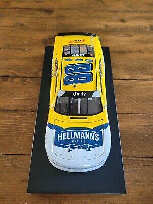 Chase Elliott #88 Hellmann's 2018 Camaro 1:24 diecast NASCAR Xfinity