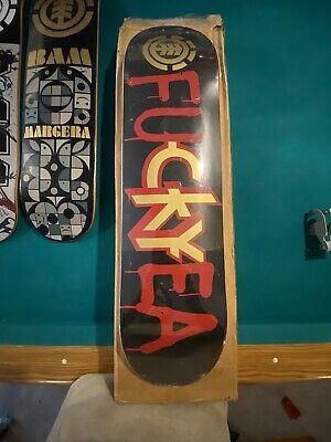 Element CKY Skateboard Deck New RARE