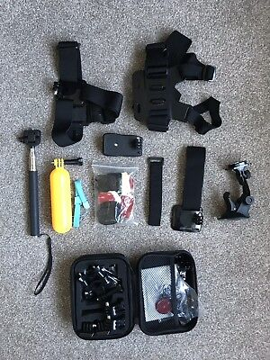 Action Camera Accessories Kit