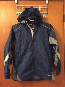Columbia youth windbreaker/ rain coat - like new, hardly worn