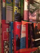 HSC TEXT BOOKS FOR SALE Ashfield Ashfield Area Preview