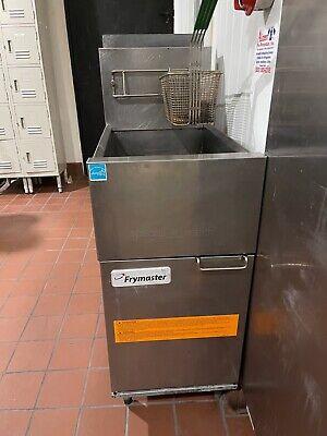 Frymaster Deep Fryer 1esg35t0zn0zzng Used Restaurant Equipment Good Condition