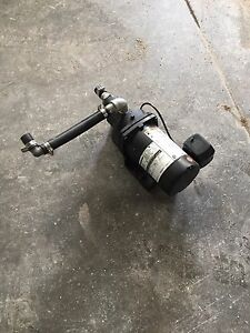 Mastercraft 1/2 hp jet pump