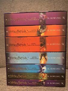 NEW!!! Harry Potter box set