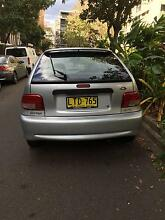 1998 Ford Festiva Hatchback Woolloomooloo Inner Sydney Preview