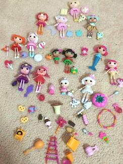 Mini La La Loopsy Dolls