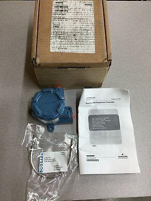 New In Box Rosemount Temperature Transmitter 248hanau2nsf6