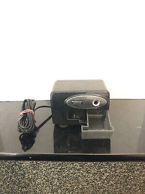 Panasonic Electronic Pencil Sharpener Kp-310 With Auto Stop Tested Black