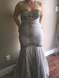 Bridesmaid or Prom Dress - Size 12