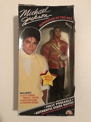 Michael Jackson Thriller Outfit (Michael Jackson Thriller Outfit 7800 Poseable)