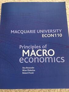 Macroeconomic principles textbooks gumtree australia free local macroeconomic principles textbooks gumtree australia free local classifieds fandeluxe Image collections
