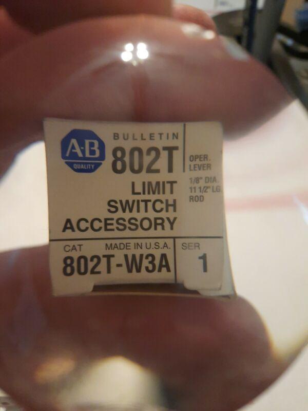 LOT OF 9 NIB Allen Bradley 802T-W3A Limit Switch Accessory FREE SHIPPING