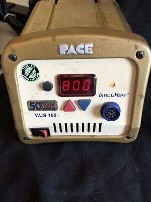 Pace Wjs 100 Intelliheat Soldering Station Jd